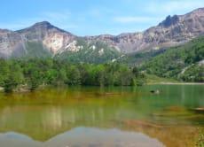 Enjoy the beautiful scenery at Urabandai's natural paradise