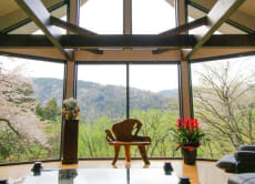 Relax in an exclusive beauty resort in Hakone!