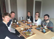 Cook delicious meals at a Japanese home in Tokyo