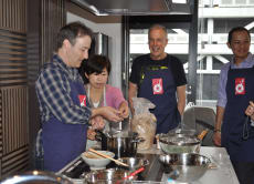 Experience Japanese homestyle cooking lesson in Tokyo