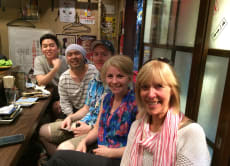 "Experience ""Nominication"" drinking with locals in Tokyo"