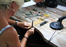 Luxury Couples Engagement/Wedding Ring Workshop in Sanur