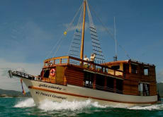 Phang Nga Bay Cruise Champagne: Island Cruiser