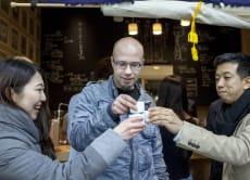 当地人陪同体验东京有乐町的居酒屋