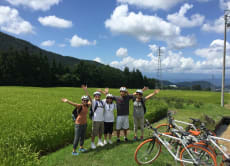 Enjoy a one day Snow Monkey and Cycling Tour in Nagano