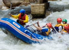 15% OFF 1-Day White Water Rafting Phuket Adventure