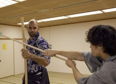 Learn Samurai Sword Fighting from the Kill Bill Master