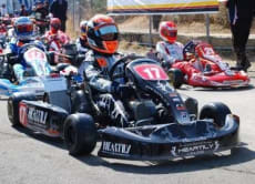 Try kart racing in Osaka, Japan!