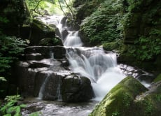 See Aomori's Waterfalls and 300-Year-Old Mountain Hot Spring