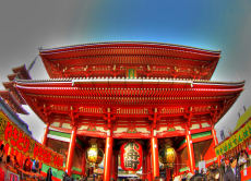 Enjoy an amazing Asakusa walking private tour in Tokyo