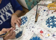 Enjoy Traditional Bingata (Okinawan Dyeing) Experience, Naha