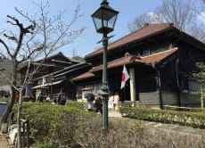 Take a Historic Tour in The Meiji-Mura Museum, Aichi