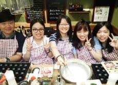 Experience making Takoyaki in Namba, Osaka!