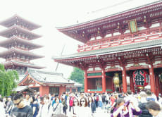 Explore Ueno & Asakusa in a 2-hour tour