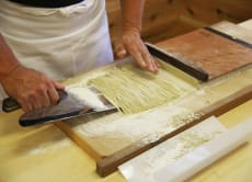 Spend half a day with a Soba Making Master near Tokyo