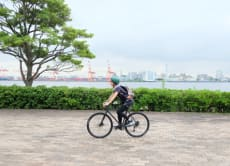 Cycle to Tokyo's past with a local neighbourhood ride