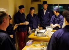 Enjoy Sushi Making Class with a Professional Chef in Tsukiji