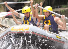 White Water Rafting Ayung, Bali Adventure Tours