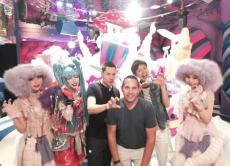 Enjoy the amazing Kawaii Monster Cafe and a tour in Harajuku