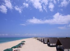 Go to Nagannu Island for a one day beach tour!