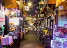 Enjoy Golden Gai & Kabukicho Izakaya Experience (Shinjuku)