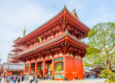 Enjoy Half Day Bus Tour Around Best Tourist Spots in Tokyo!