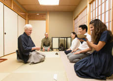 Enjoy Tea Ceremony Workshop in English in Osaka