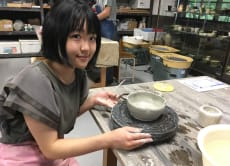 Hands on experience of Japanese ceramic in Nagoya
