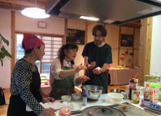 Try easy Japanese cooking with locals in Fukuyama