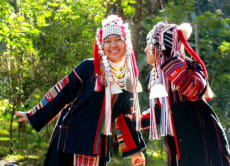 Chiang Mai Day Tours : Doi Suthep & Meo Hilltribe Village