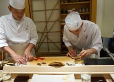 预订东京六本木的寿司:Sushisho Masa (すし匠まさ)