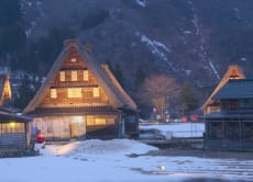 Visit the World-Famous Farmhouses of Shirakawa-go