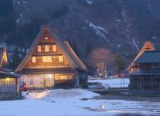 Visit the World-Famous Farmhouses of Shirakawa-go