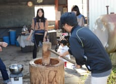 Enjoy Japanese seasonal foods and culture at Yokoya farm