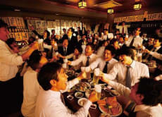 Join an End of Year party (Bounenkai) in Tokyo!