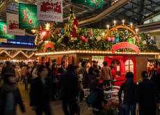 Enjoy Christmas markets in Tokyo with local people