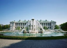 Visit Akasaka Palace in Tokyo with local people