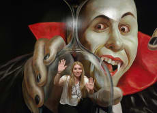 Visit Tokyo's Trick Art Museum with local people