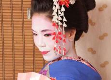 Transform Yourself Into a Geisha,Maiko or Kabuki Actor,Tokyo