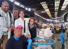 Take an Insider Tour of Tsukiji Fish Market