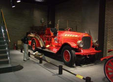 Visit Firefighting Museum in Tokyo with local people
