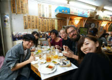 Explore Tokyo's Nakano area on a local food tour!