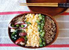 Enjoy a Japanese Bento class for Halal cooking & vegetarian