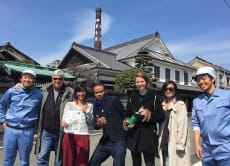 Experience traditional culture & and see Kitaya Sake Brewery