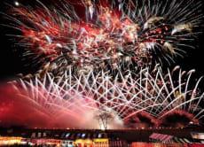 Nov 23rd Only: Ebisu-ko Fireworks Show & Snow Monkey Tour