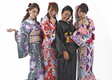 Take pictures dressed in a beautiful kimono in Kyoto!
