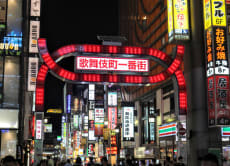 Shinjuku Great Photo Spots Walking Tour in Kabukicho