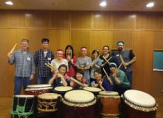 "Feel the soul of the Japanese Taiko Drum ""Wadaiko"" in Tokyo!"