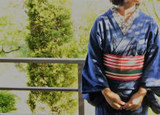 Try a casual kimono dressing lesson in Tokyo