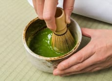 Grind Matcha and enjoy Matcha tasting in Kyoto!